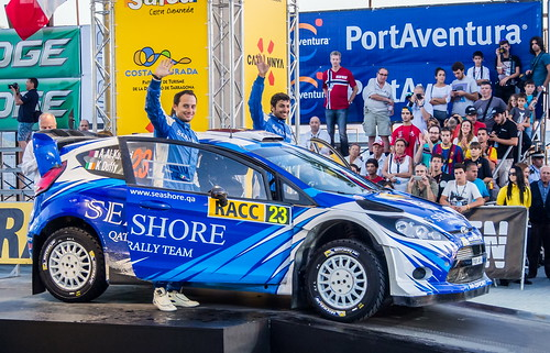 23 SEASHORE QATAR RALLY TEAM QAT AL-KUWARI Abdulaziz DUFFY Killian QAT/IRL FORD Fiesta RS WRC WRC 2