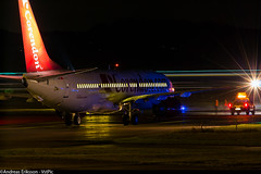 TC-TJM Boeing 737-8Q8(WL) Corendon Airlines (Andreas Eriksson - VstPic) Tags: boeing airlines corendon 7378q8wl tctjm