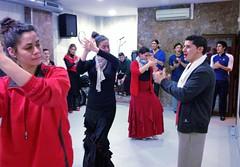 Rafael  Campallo en clases (Manul Betanzos) Tags: de manuel flamenco baile sevilla flamenco escuela clases flamenco academia betanzos sevillanas sevillanas triana espaa