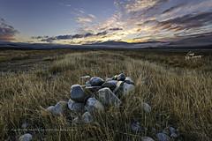 New Zealand (GC9298) Tags: newzealand rocks blending burningclouds luminositymask