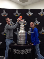 """The Stanley Cup • <a style=""""font-size:0.8em;"""" href=""""http://www.flickr.com/photos/109120354@N07/10953494896/"""" target=""""_blank"""">View on Flickr</a>"""