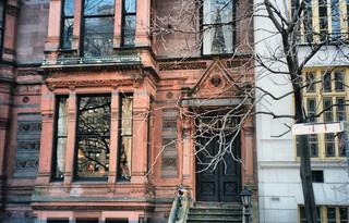 National Arts Club ~ New York City ~ NY ~ Manhattan ~  My Film 1990