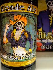 Los Muertos Brewing - Dia De Los Muertos Death Rides a Pale Horse Blonde Ale Pénjamo (Guanajuato) Mexico (mbell1975) Tags: horse beer mexicana brewing de mexico death virginia los unitedstates ale dia pale mexican blonde muertos rides guanajuato bier fairfax cervecera bierre pénjamo