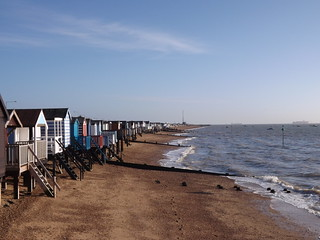 Looking towards Shoeburyness
