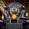 1218 (Sky Noir) Tags: railroad usa train vintage photography engine steam roanoke va locomotive 1218 norfolkwestern skynoir