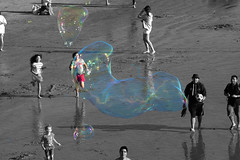 Selective Bubble (justtakenpictures(with a new drone)) Tags: up down selective beach oceanside california justtakenpictures bubble bubbles storybookwinner storybookttwwinner thechallengefactory herowinner friendlychallenges 15challengeswinner ttw no2cy no2game
