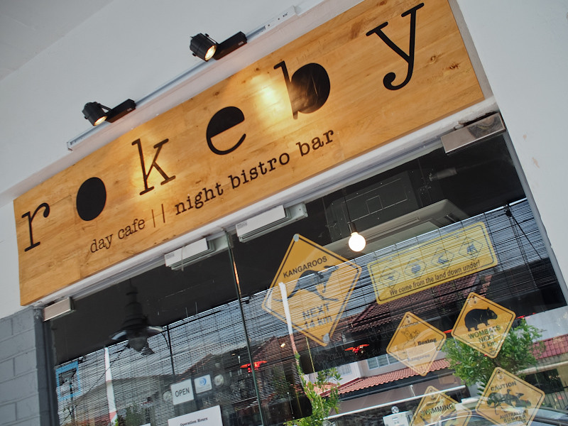 Rokeby Food Review Singapore
