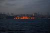 Dolmabahçe Sarayı (Ali Enes M) Tags: life city travel sea night turkey lights nikon türkiye istanbul palace traveller 1855 dslr bosphorus hayat boğaz saray yaşam dolmabahçe seyahat sarayı seyyah avrupayakası dolmabahçesarayı alienes d5100