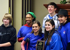 Midwinter 2014 - Trumbull Gamma won 3rd Place! (nomad7674) Tags: 3 church plaque team thirdplace place january nj third bible trophy sparta win 3rd quiz quizteam midwinter quizzing trumbull 2014 efca biblequizzing quizzers 20140125