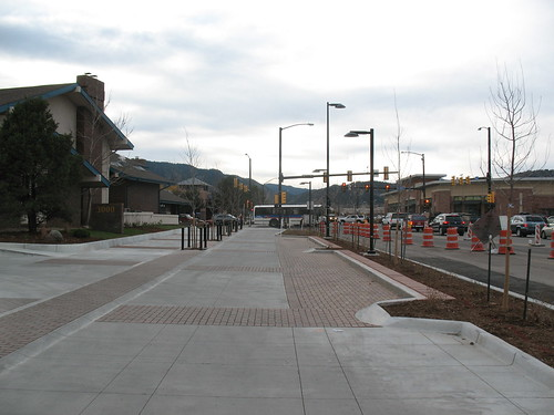 Photo - Boulder Junction - Pearl Parkway Multiway Improvements (Completed)