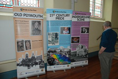 "Plymouth's Gay Past on show at Winter Pride 2014 • <a style=""font-size:0.8em;"" href=""https://www.flickr.com/photos/66700933@N06/12426158284/"" target=""_blank"">View on Flickr</a>"