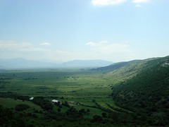 To the distance (Peromali) Tags: mountain green nature grass rock view hercegovina