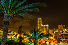 San Diego's beauty (BAM_Photography) Tags: california city green night sandiego strong kalifornien