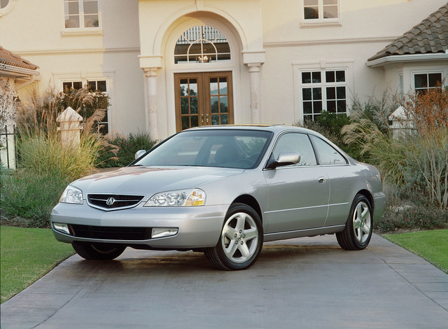 2001 acura cl types