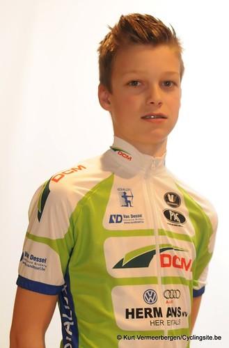 Ploegvoorstelling DCM Cycling Team (17)