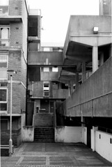 Milford Towers (Doilum) Tags: london architecture neglect 1974 town estate south towers lewisham modernism social east planning utopian council housing milford owen gentrification brutalism modernist brutalist catford deprivation redevelopment luder utopianism