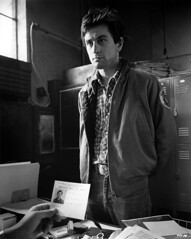 Meet Travis Bickle! (Museum of Cinema) Tags: actor travisbickle taxidriver martinscorsese 1976 scorsese deniro robertdeniro taxidriver1976 cannes1976 scorseseexhibit