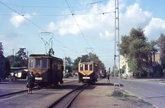Once upon a time - Hungary - Nyiregyháza (railasia) Tags: hungary infra sixties stationsquare terminus máv 760mm nyiregyháza