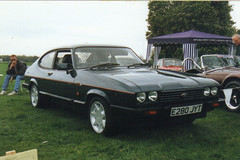 Ford Capri 280 - E280 JYT (Andy Reeve-Smith) Tags: ford capri shuttleworth injection 280 oldwarden 28litre bedfordshireclassiccarshow