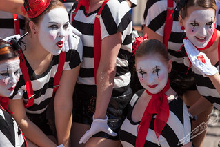 the mimes' invasion