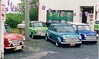 Buppu Mini House, Shimoda-shi, Aomori-ken, Japan,  May 1999 (rolandmks7) Tags: japan mini 1999 aomori minicooper austinmini