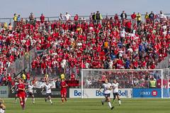20130602_BMOField_fans_byQuintero1 (canadasoccer) Tags: bell crowd heath cheney bmo fans sinclair voyageurs engen moscato sportchek rampone