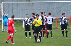 Thorniewood v Beith Juniors (swkphoto) Tags: white black west ball first super goals division mighty region beith cabes thorniewood