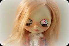 peach eyelids - FA