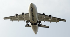 BAe 146  Avro RJ 85 EI-RJG Cityjet (CharmFocus) Tags: amsterdam airplane aircraft sony jet final short spl bae schiphol runway 70200 avro a77 vliegtuig 146 eham rj85 cityjet 36r avrojet eirjg