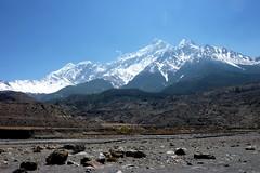 Kurz vor Jomsom (Alfesto) Tags: nepal trekking himalaya jomsom kaligandakital knigreichmustang