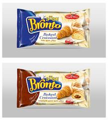 BRONTO (Mrwan.elGobee) Tags: print design foil pack croissant libya brand package pvc misurata