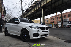 BMW F15 X5 by ONEighty (ONEightyNYC) Tags: nyc newyorkcity brooklyn bronx manhattan queens statenisland tinted x5 customcars tints blackrims f15 x50 x6 windowtint msport customshop oneighty customwork bmwmotorsports paintedrims x550 blackemblems blackgrilles wheelpowdercoating powdercoatedwheels powdercoatedrims mperformance 180custom bmwmperformance oneightynyc bmwspecialists blackexhausttips 2014x5 colorcodedreflectors paintedemblems chromedelete glossblackwheels glossblackrims colormatchedreflectors flipoutplate flipoutlicenseplate