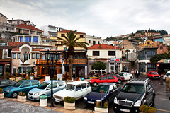Ulcinj (valentine.emelyanov) Tags: car rain montenegro ulcinj