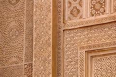 (In Susan's World) Tags: mosaic morocco moroccanarchitecture moroccantile moroccanhouse