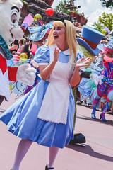 Alice (meaghankelly13) Tags: waltdisneyworld magickingdom aliceinwonderland festivaloffantasy