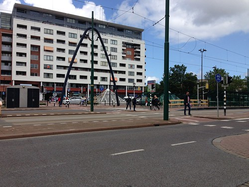 Eisenhowerplein crossing 2