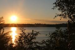 Sunset (Guillaume Roblet) Tags: sunset soleil bretagne perros bateau louannec guerec