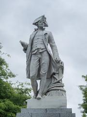 441 - Cook Statue à Christchurch