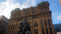 Sydney::Queen Victoria @ QVB (mike_s_etc) Tags: queenvictoria qvb queenvictoriabuilding sydney nsw newsouthwales australia