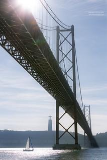 Ponte 25 de Abril SF, Lisboa, Portugal