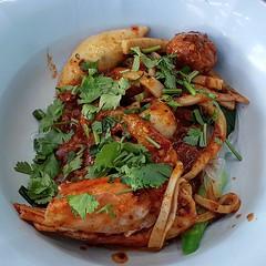 #ต้มยำทะเลแห้งเส้นปลา #เมนูที่อร่อยเกินเยียวยา #อร่อยข้ามโลก #เมนูที่ต้องพกไปดาวพลูโต #อร่อยขั้นเทพ