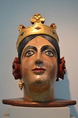 Iberian Ma'am (dhcomet) Tags: london figurehead borrowed spanish liberated 1869 crown crowned