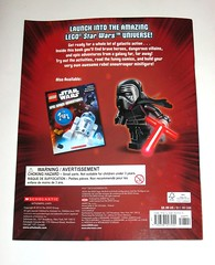 lego star wars use the force comic and activity book with rebel snowtrooper minifigure 2016 scholastic b (tjparkside) Tags: lego star wars use force comic activity book with rebel snowtrooper minifigure 2016 scholastic mini fig figure figures minifigures sw hoth isbn 9781338047455 978 1 338 04745 5 awakens empire strikes back tesb esb tfa episode v vii 7 first order stormtrooper 1st bb8 bb 8 rey scavenger staff blaster xwing x wing tie fighter fighters disney kylo ren