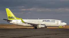 YL-BBY Air Baltic Boeing 737-36Q(WL) (airliners.sk, o.z.) Tags: ylbby air baltic boeing 73736qwl lztt lztttat tat tatras tatry bti airlinerssk