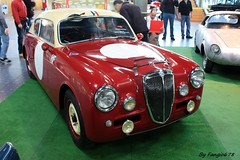 Lancia Aurelia B24 (fangio678) Tags: mars classic cars stuttgart voiture days collection coche oldtimer aurelia 08 b24 lancia ancienne youngtimer italienne voituresanciennes 2013