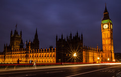 Big Ben & the Houses of Parliament (CosmoPhotography) Tags: city longexposure greatbritain houses england urban london westminster night big long exposure traffic ben unitedkingdom britain united great housesofparliament kingdom parliament bigben palace westminsterbridge palaceofwestminster londonnight bigbennight housesofparliamentnight westminsterpalacenight