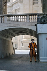 Swiss Guard: Vatican (Sam.Stupica) Tags: travel venice italy vatican rome colors swiss guard