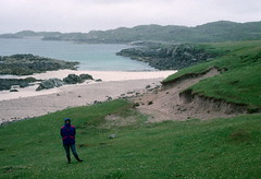 North end of Great Bernera, Lewis (1996) (Duncan+Gladys) Tags: uk scotland rossandcromarty isleofgreatbernera