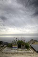 Charles e Yvonne Le Corbusier (tullio dainese) Tags: sea cemetery mare outdoor cimitero allaperto