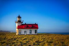 Golden Lighthouse